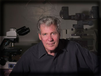 Dr. Gary Greenberg Speaker talks presentations lectures art and science microscope photography author artists scientist